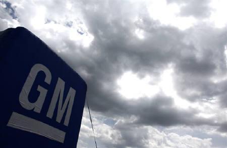 GM破綻へ